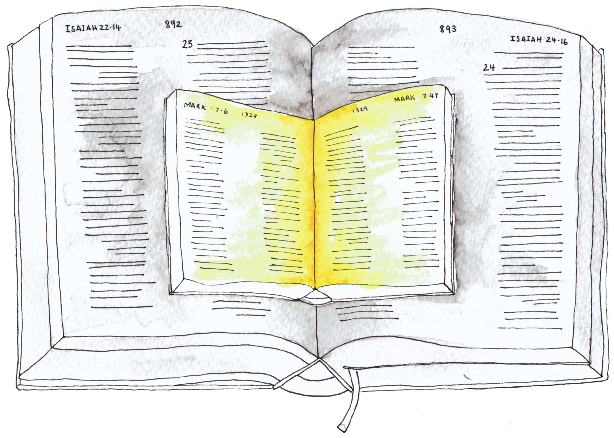 Bible within a Bible